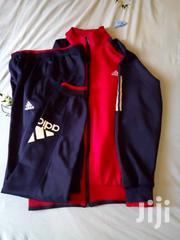 A Brand New Blue/Red Addidas Track Suit | Clothing for sale in Central Region, Kampala