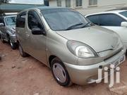 Toyota Fun Cargo 2000 Gold | Cars for sale in Central Region, Kampala