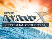 Microsoft Flight Simulator X-Steam Edition | Video Games for sale in Central Region, Kalangala