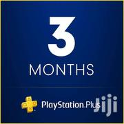 Ps Plus 3 Month Subscription | Video Game Consoles for sale in Central Region, Kampala