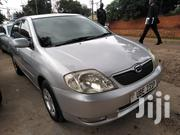 Toyota Allex 2002 Silver   Cars for sale in Central Region, Kampala