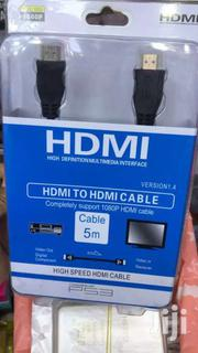 HDMI TO HDMI CABLE 5M | TV & DVD Equipment for sale in Central Region, Kampala