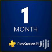 Ps Plus 1 Month Subscription | Video Game Consoles for sale in Central Region, Kampala