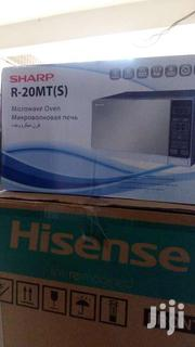 Sharp R-20MT(S) 20 Litres Digital Microwave Oven | Home Appliances for sale in Central Region, Kampala