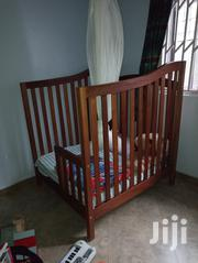 Mahogany Baby Bed Birth to 3years | Children's Furniture for sale in Central Region, Kampala