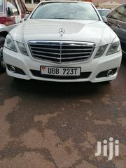 Mercedes-Benz E350 2010 White | Cars for sale in Central Region, Kampala