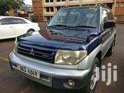 Mitsubishi Pajero 1998 Blue | Cars for sale in Central Region, Kampala
