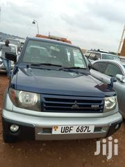New Mitsubishi Pajero IO 2000 Blue | Cars for sale in Central Region, Kampala