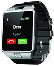 DZ08 Smart Watch With Bluetooth and Simcard-Gold/Silver/White | Accessories for Mobile Phones & Tablets for sale in Central Region, Kampala