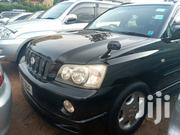 New Toyota Kluger 2002 Black   Cars for sale in Central Region, Kampala