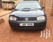 Volkswagen Golf 2000 1.6 Blue | Cars for sale in Central Region, Kampala