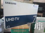 Samsung Flat Tv 43 Inches | TV & DVD Equipment for sale in Central Region, Kampala