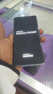 Samsung Galaxy Note 8 Black 64GB UK Used | Mobile Phones for sale in Central Region, Kampala