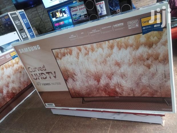 Samsung Curved UHD 4k 49 Inches