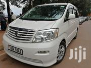 Toyota Alphard 2004 White | Cars for sale in Central Region, Kampala