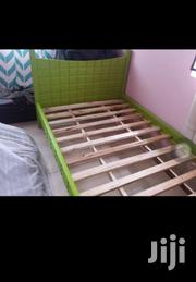 Kids Wooden Green Bed | Children's Furniture for sale in Central Region, Kampala