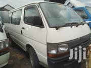 New Toyota HiAce 2001 White | Buses for sale in Central Region, Kampala