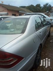 Mercedes-Benz C200 2003 Silver | Cars for sale in Central Region, Kampala