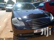 New Nissan Fuga 2007 Black | Cars for sale in Central Region, Kampala