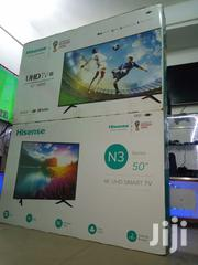 Hisense Smart 4k UHD Smart Flat Screen TV 50 Inches | TV & DVD Equipment for sale in Central Region, Kampala