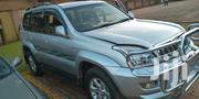 Toyota Land Cruiser Prado 2005 Silver | Cars for sale in Central Region, Kampala