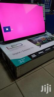 Hisense Digital And Satellite Smart Flat Screen TV 32 Inches   TV & DVD Equipment for sale in Central Region, Kampala