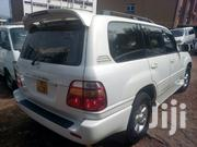 New Toyota Land Cruiser 2001 White | Cars for sale in Central Region, Kampala