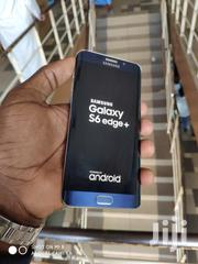 Samsung Galaxy S6 Edge Plus Blue 32 GB Clean | Mobile Phones for sale in Central Region, Kampala