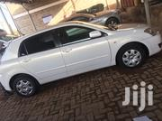 Toyota Allex 2006 White   Cars for sale in Central Region, Kampala