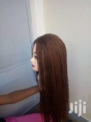 .Braided Wigs Brown 30 It S 29inch Long | Makeup for sale in Central Region, Kampala