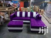 L Shape Sofa Plus the Center Table for Order | Furniture for sale in Central Region, Kampala