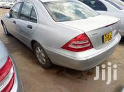 New Mercedes-Benz C180 2005 Silver | Cars for sale in Central Region, Kampala