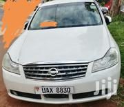 Nissan Fuga 2003 White | Cars for sale in Central Region, Kampala