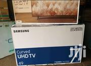 New Samsung 49 Inches Curved SUHD 4k Tvs | TV & DVD Equipment for sale in Central Region, Kampala