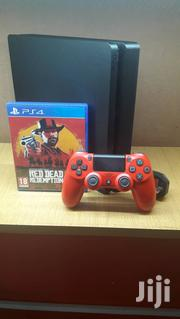Ps4 Slim With Red Dead Redemption 2 | Video Game Consoles for sale in Central Region, Kampala
