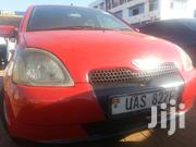 Toyota Vitz 2001 Red | Cars for sale in Central Region, Kampala