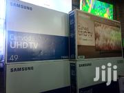Samsung 49 Inches Curve Smart Uhd Digital TV | TV & DVD Equipment for sale in Central Region, Kampala