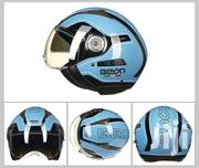 BEON HELMET WITH A SUNVISOR | Motorcycles & Scooters for sale in Central Region, Kampala