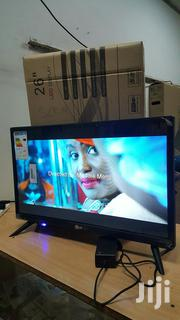 Lg Led Flat Screen TV 26 Inches | TV & DVD Equipment for sale in Central Region, Kampala