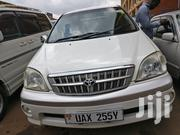 Toyota Nadia 2000 White   Cars for sale in Central Region, Kampala