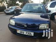 Nissan March 1997 Blue | Cars for sale in Central Region, Kampala