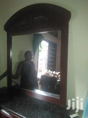 Cherry Dresser Mirror | Furniture for sale in Western Region, Hoima
