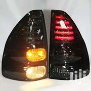 BLACK Tail Light For Landcruiser Fj120 Prado | Vehicle Parts & Accessories for sale in Central Region, Kampala