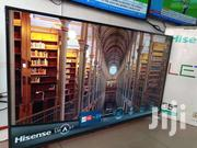 Brand New Boxed Hisense 55 Inches Smart 4k UHD TV | TV & DVD Equipment for sale in Central Region, Kampala