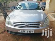 New Nissan Teana 2002 Silver   Cars for sale in Central Region, Kampala