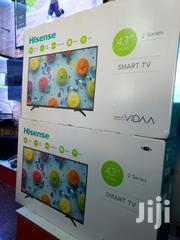 Hisense Smart Digital Flat Screen TV 43 Inches | TV & DVD Equipment for sale in Central Region, Kampala