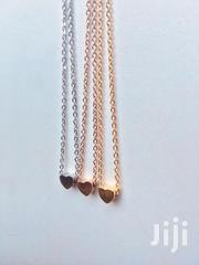 Stainless Steel Elegant Heart Necklaces . | Jewelry for sale in Central Region, Kampala
