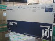 Samsung 55 Inches Curved SUHD QLED 4k TV | TV & DVD Equipment for sale in Central Region, Kampala