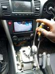 SUBARU LEGACY RADIO Upgrade With Cansole Box And I Android Radio | Vehicle Parts & Accessories for sale in Kampala, Central Region, Uganda