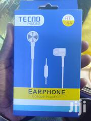 Tecno Headset | Accessories for Mobile Phones & Tablets for sale in Central Region, Kampala